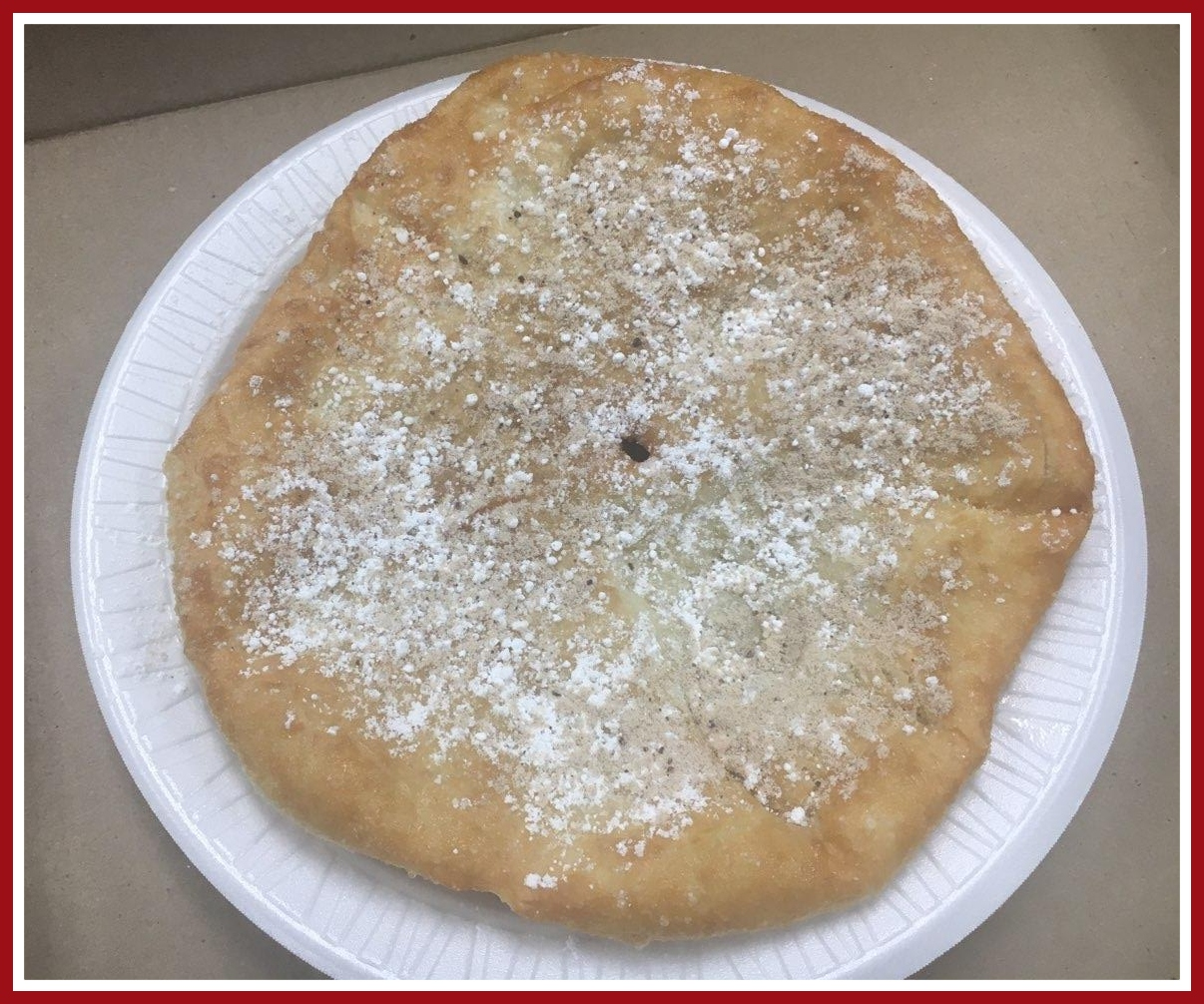 Lisa's Fried Dough Old Orchard Beach