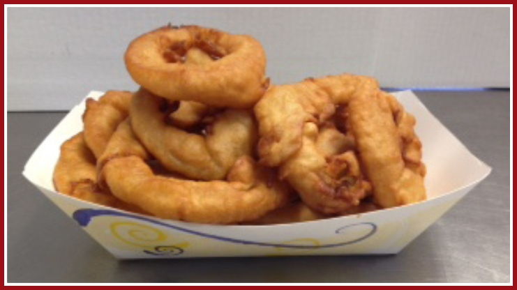 Takeout Stand Onion Rings
